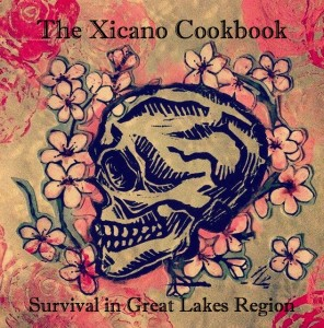 Xicano Cookbook Image