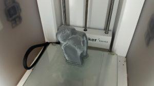 3D Printed Morton Block Pipe